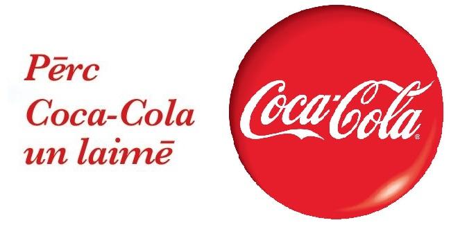 Coca cola teksta bilde