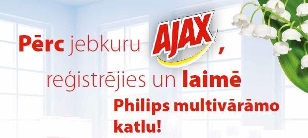 Ajax teksta bilde