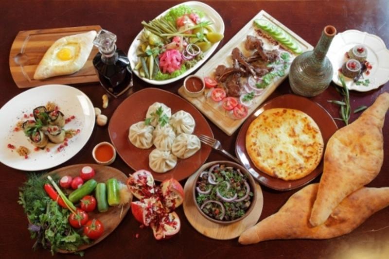 Грузинская-кухня