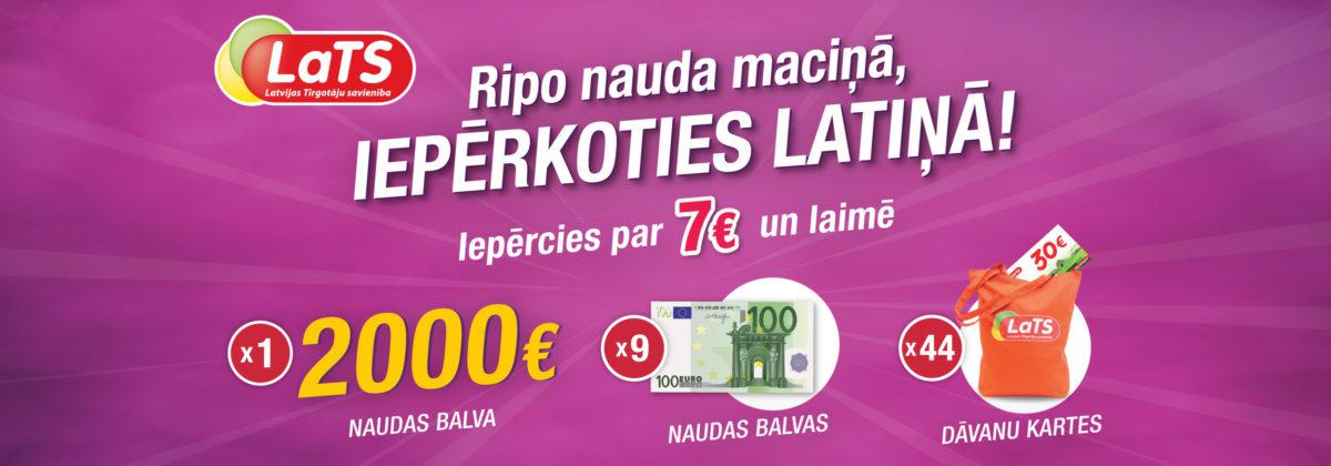 LaTS loterija