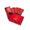 Produktu komplekti Nr. 3 (5 gb. RED Delight šokolādes + 1 gb. konfekšu kaste)