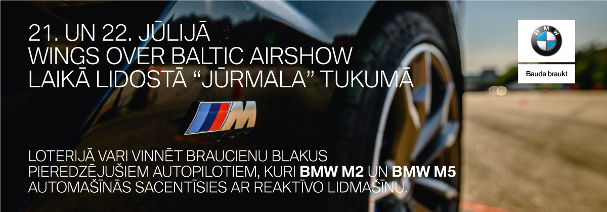 BMW pret reaktīvo lidmašīnu