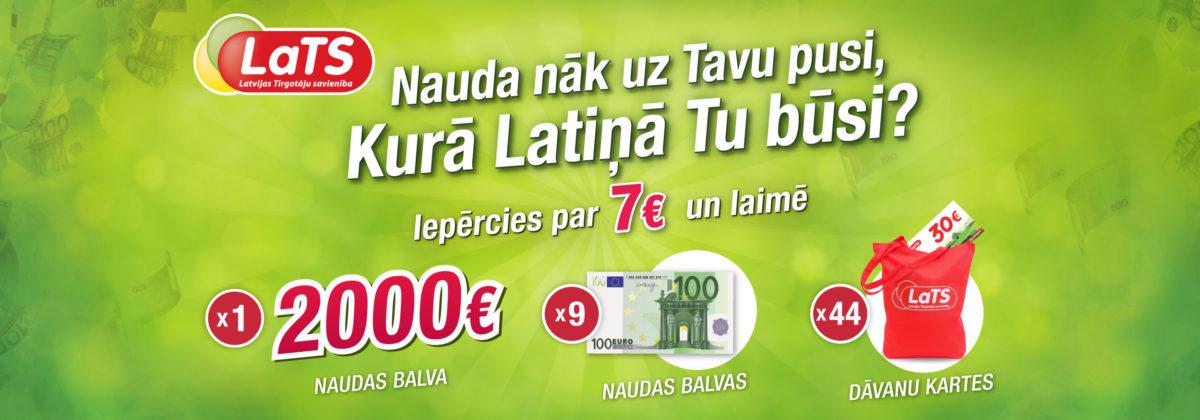 LaTS Rudens Loterija!