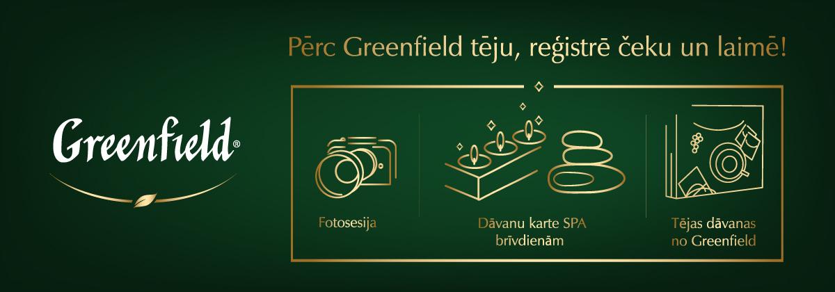Greenfield loterija