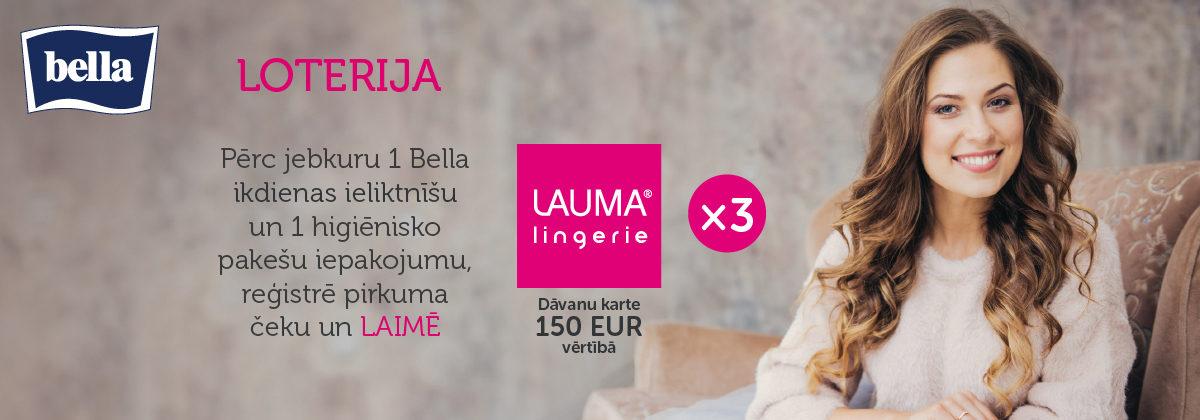 Bella loterija Maxima XX-XXX veikalos