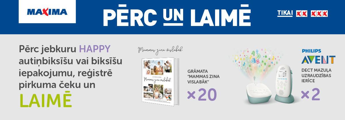Happy loterija Maxima XX-XXX veikalos