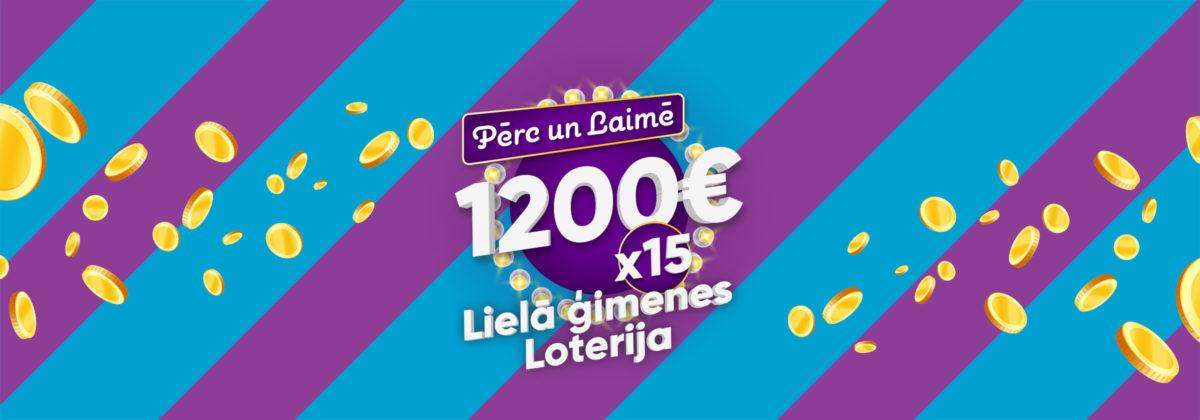 Lielā ģimenes loterija