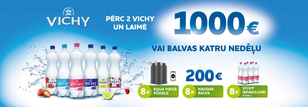 VICHY loterija