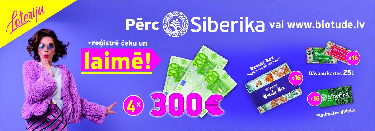 Siberika loterija
