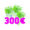 Naudas balvas 300€