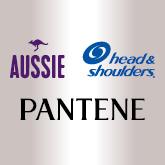Aussie, Head & Shoulders, Pantene